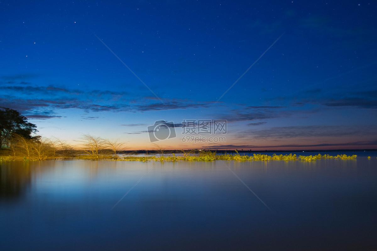 静谧的湖泊景观图片素材_免费下载_jpg图片格式_高清