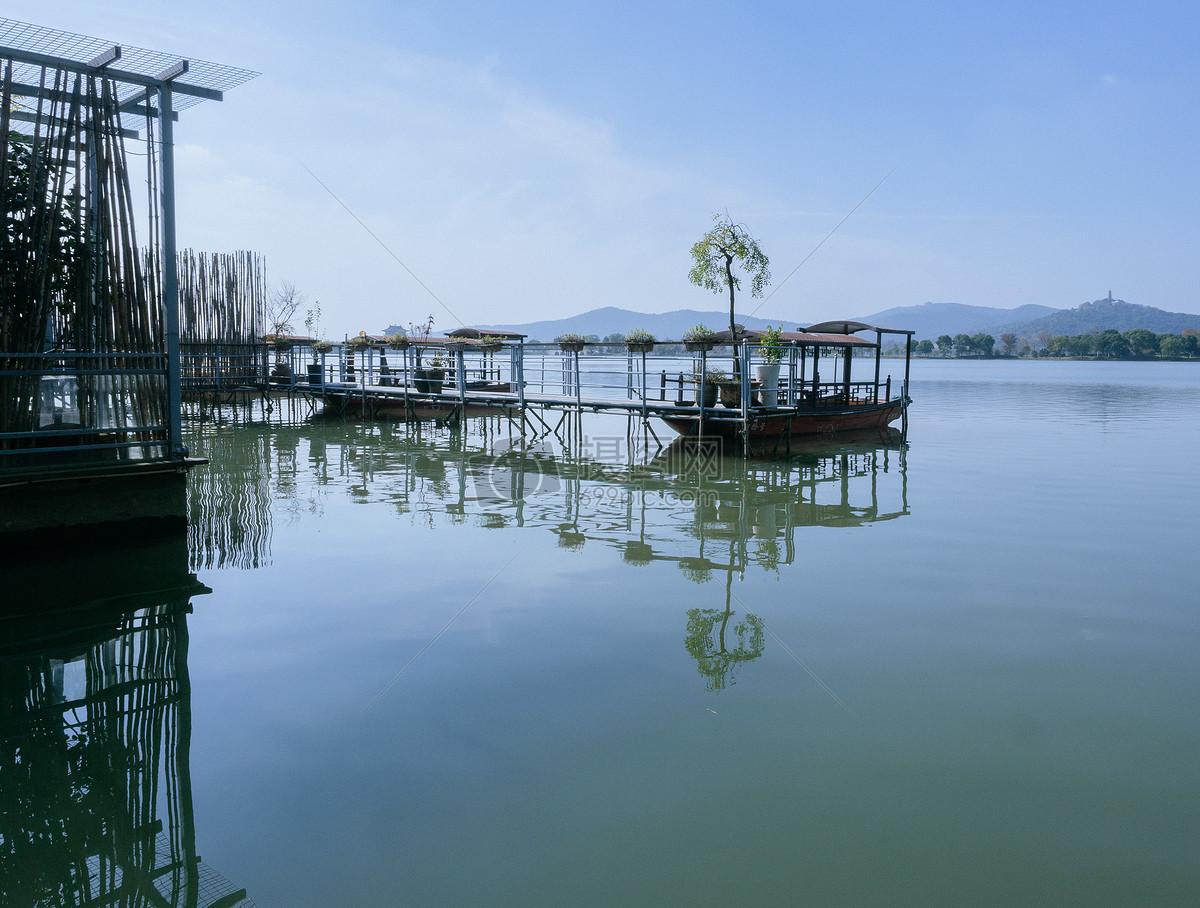 石湖一角摄影图片免费下载_自然/风景图库大全_编号