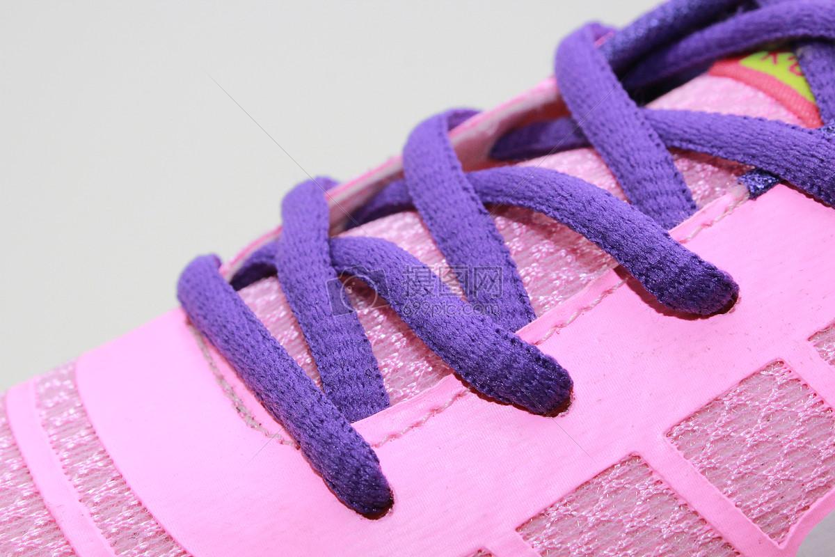 编织挡板式鞋带步骤