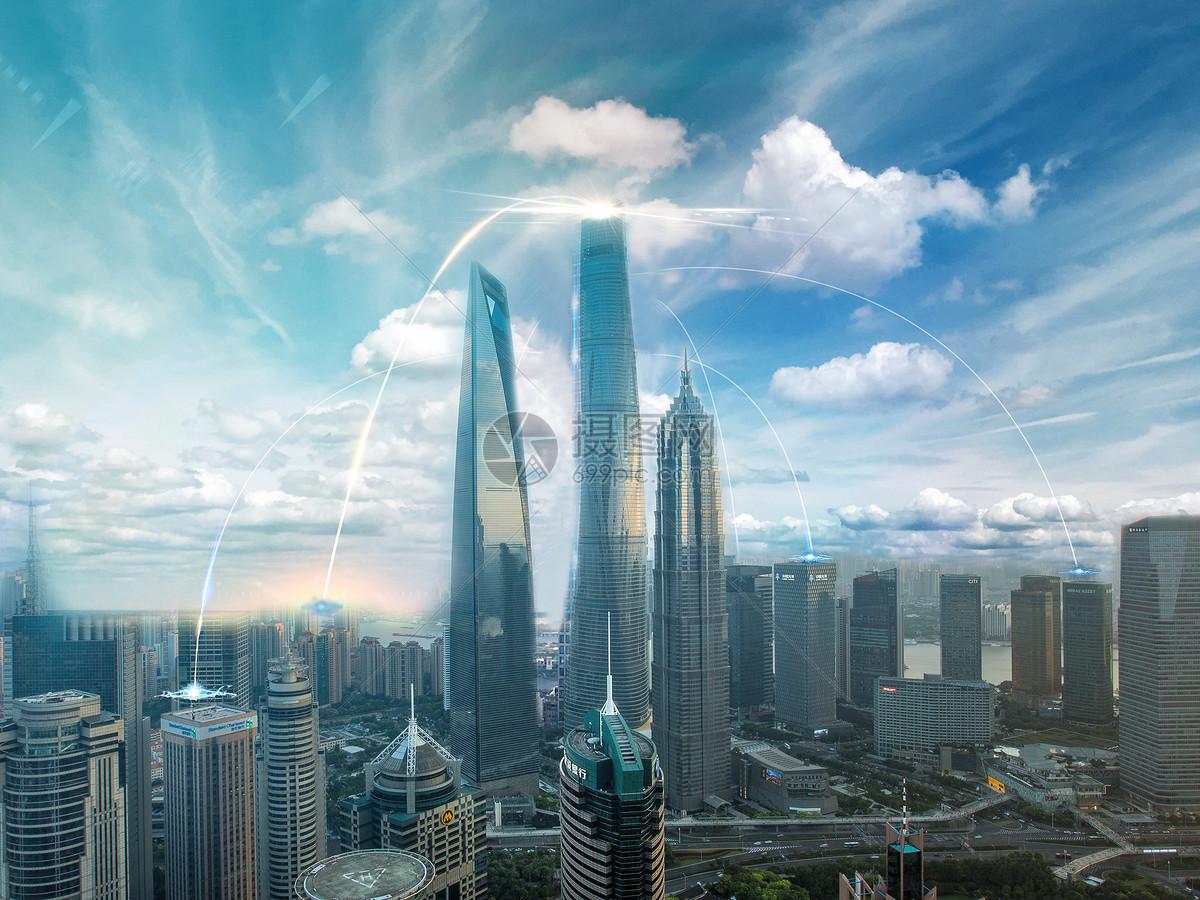 城市科技图片