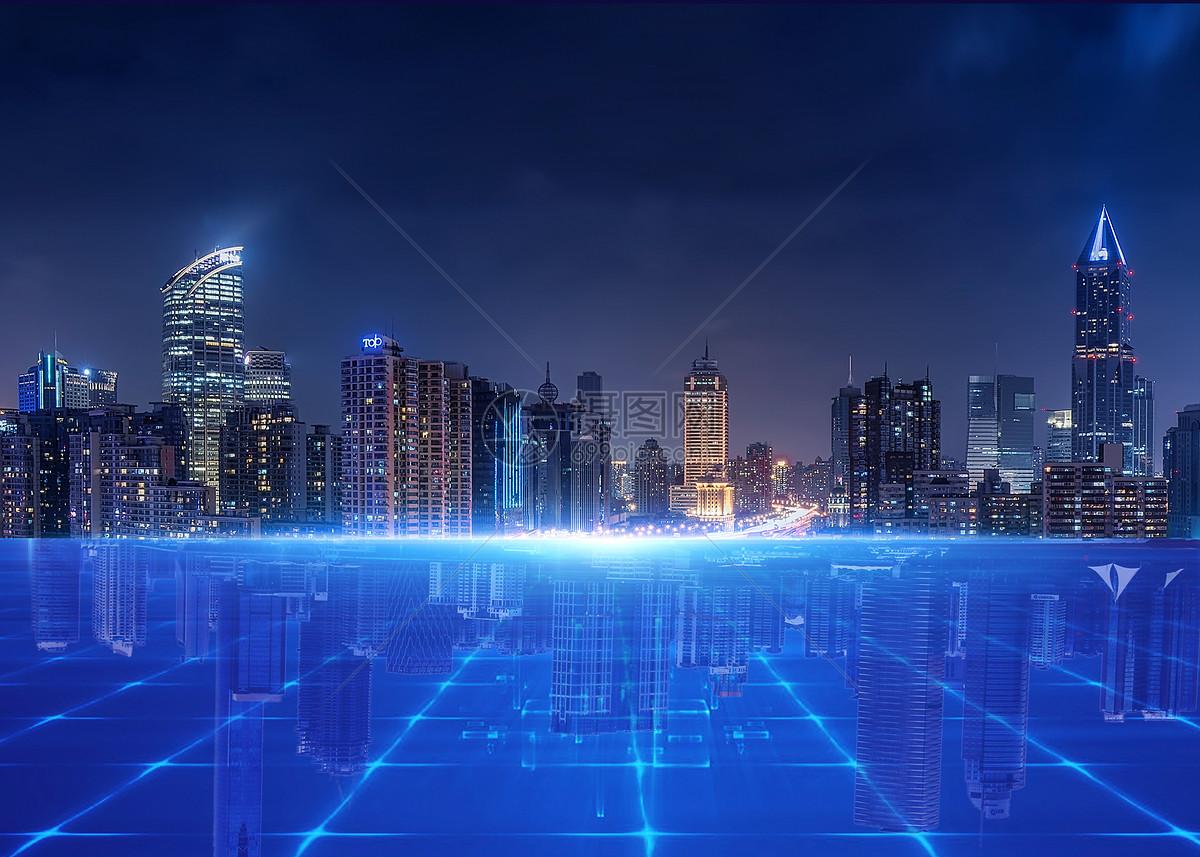 电子城市科幻未来图片素材_免费下载_jpg图片格式_vrf高清图片