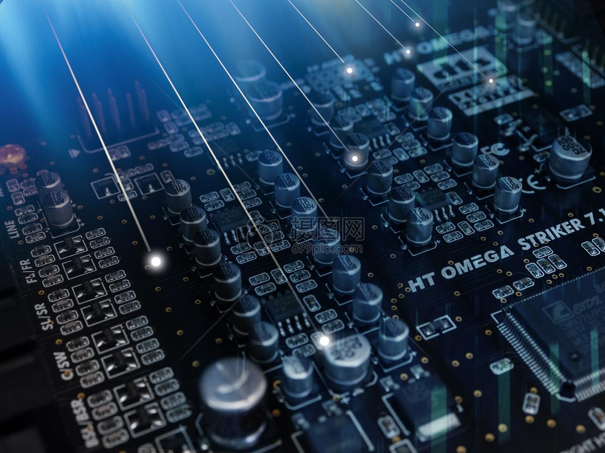 科技电路板