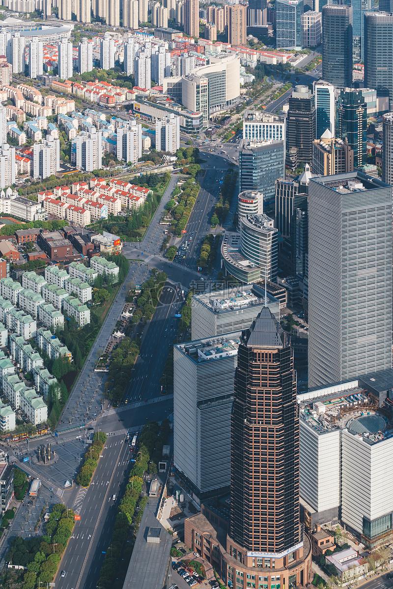 俯视城市风景图片素材_免费下载_jpg图片格式_vrf高清