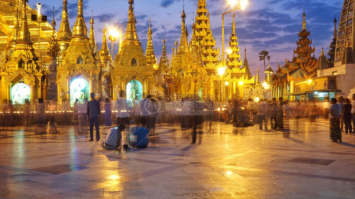缅甸摄影图片免费下载_自然/风景图库大全_编号-摄