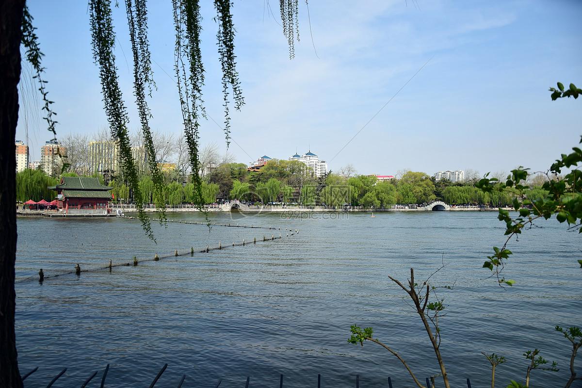 济南大明湖风景区