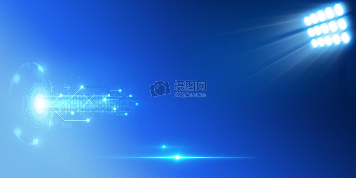 摄图网 创意合成 汽车交通 科技banner海报背景.jpg