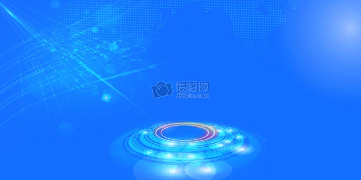 科技banner海报背景摄影图片免费下载_背景/素材图库