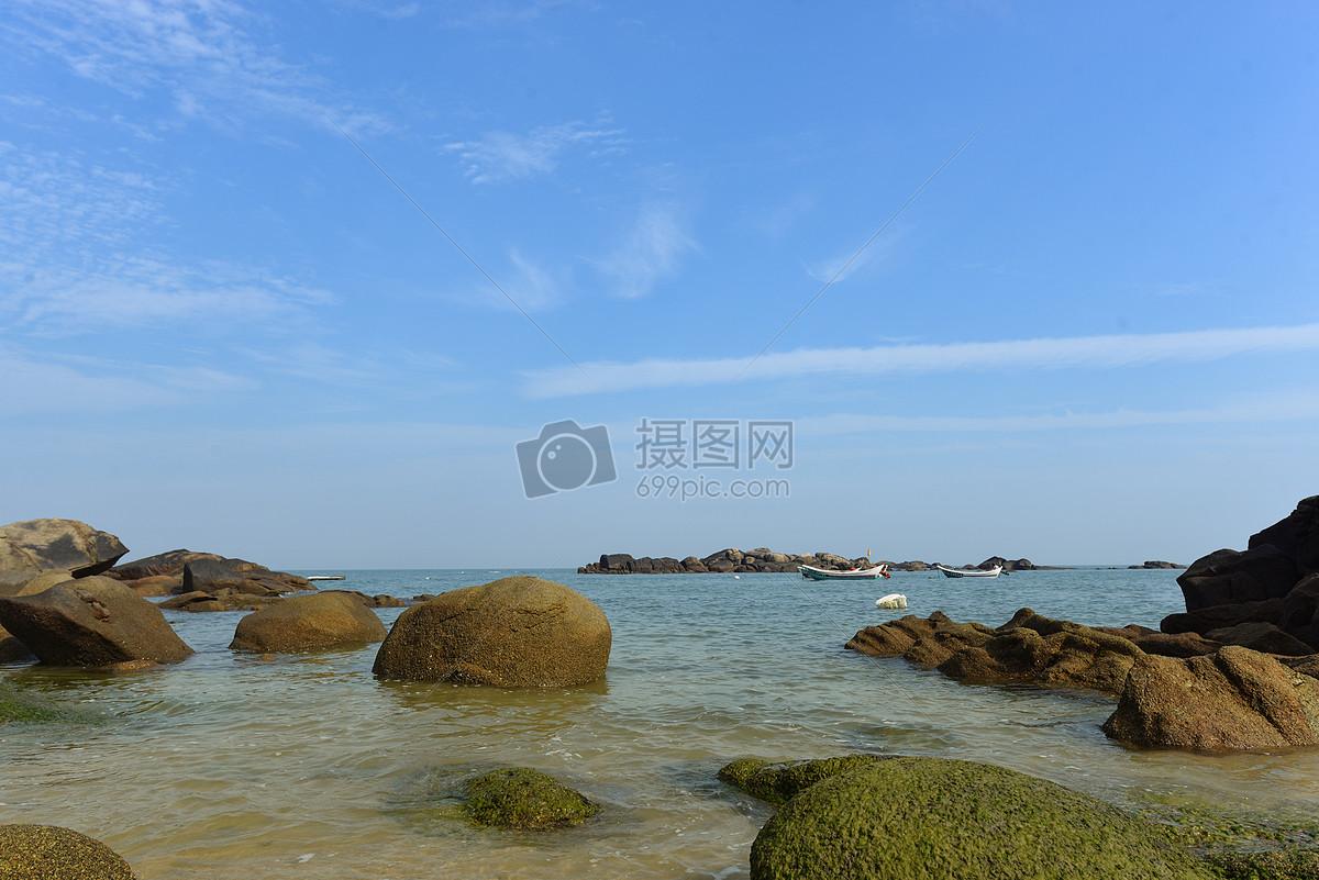 莆田湄洲岛摄影图片免费下载_自然/风景图库大全_编号