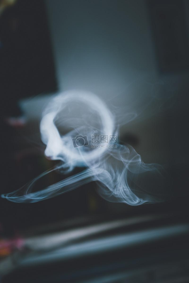 烟圈图片素材_免费下载_jpg图片格式_vrf高清图片_摄