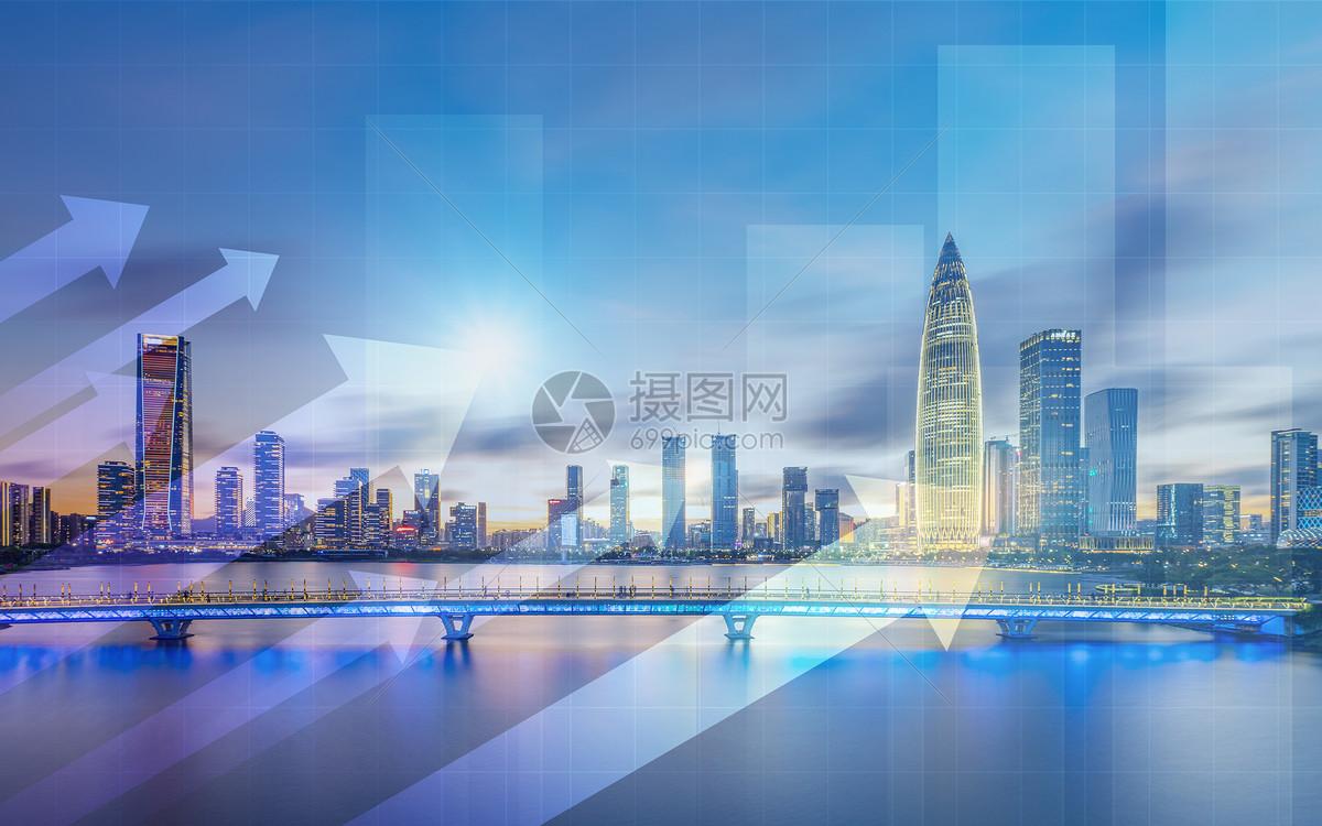 夜晚城市数据图片素材_免费下载_jpg图片格式_vrf高清