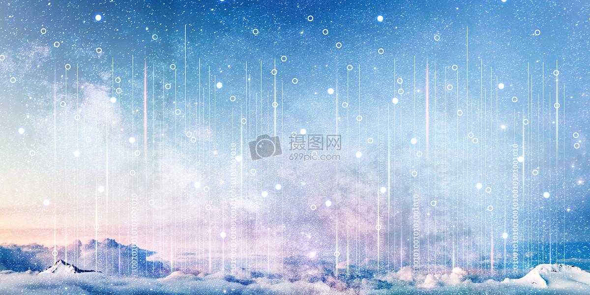 创意合成 互联网 蓝色科技banner背景jpg  分享: qq好友 微信朋友圈
