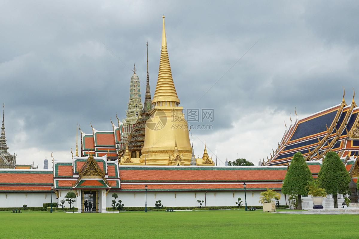 图片 照片 自然风景 泰国曼谷大皇宫.jpg