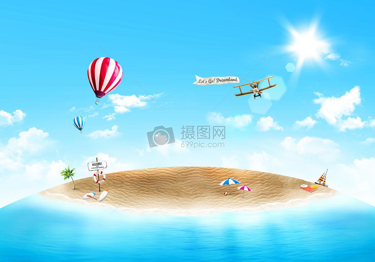 热气球 设计 矢量 矢量图 素材 1200_840