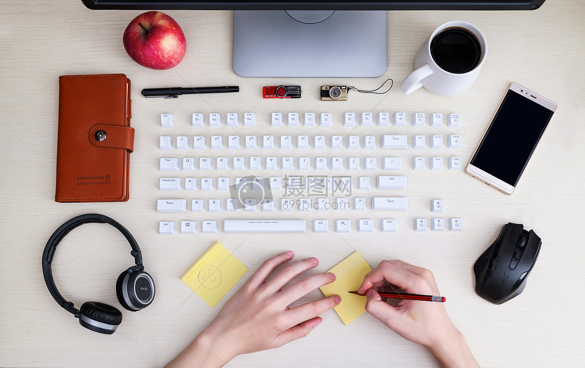 创意办公桌面素材