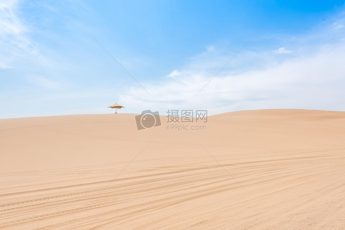 内蒙古响沙湾沙漠风光摄影图片免费下载_自然/风景