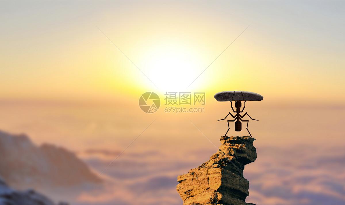 创意合成 背景素材 蚂蚁的力量jpg  分享: qq好友 微信朋友圈 qq空间