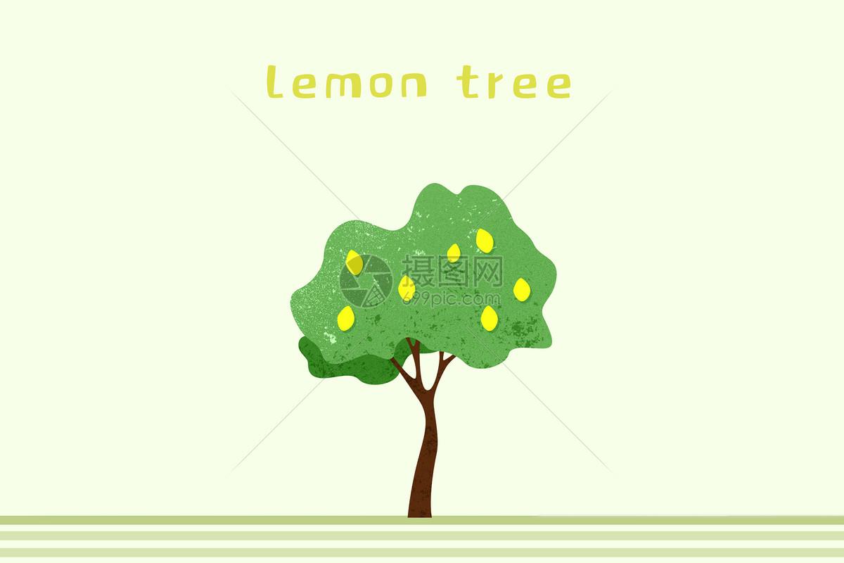 柠檬树图片素材_免费下载_jpg图片格式_vrf高清图片