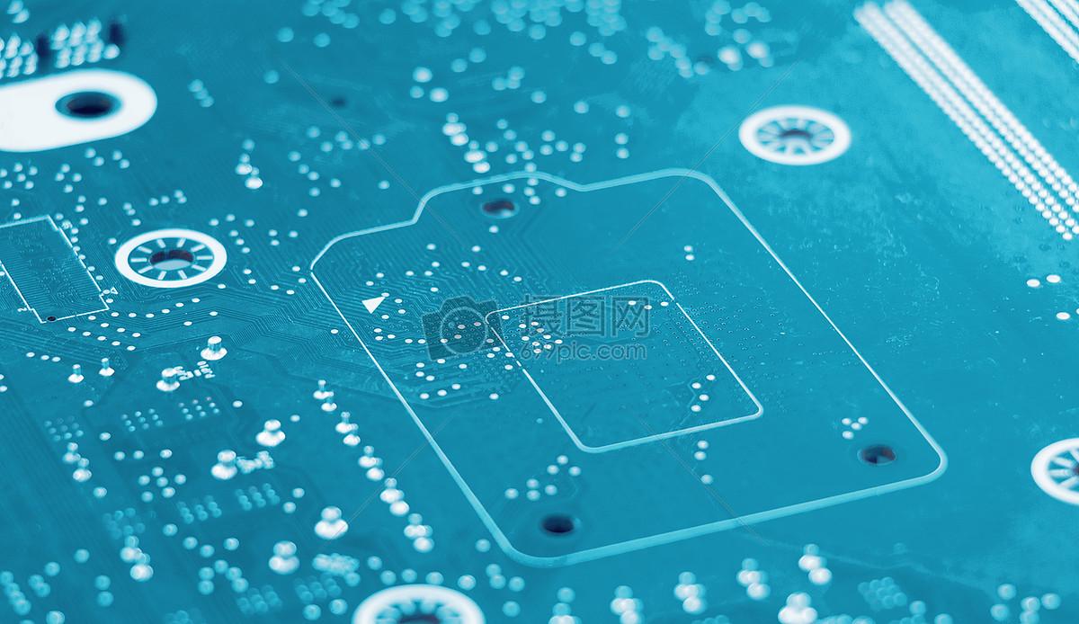 概念互联网电子芯片科技电路板摄影图图片电子芯片科技电路板摄影图图