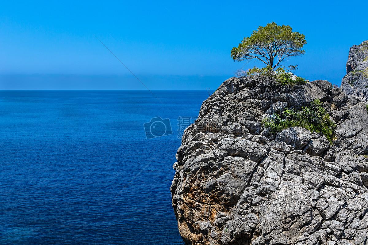 海边的悬崖图片素材_免费下载_jpg图片格式_高清图片