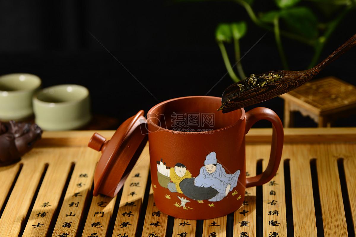 茶杯用橡皮泥手工制作图片