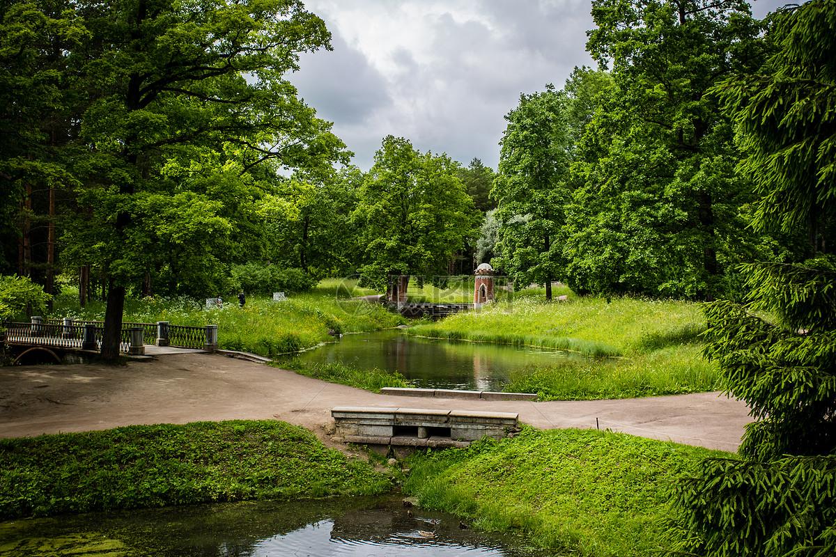 图片 照片 旅游度假 俄罗斯夏宫花园jpg