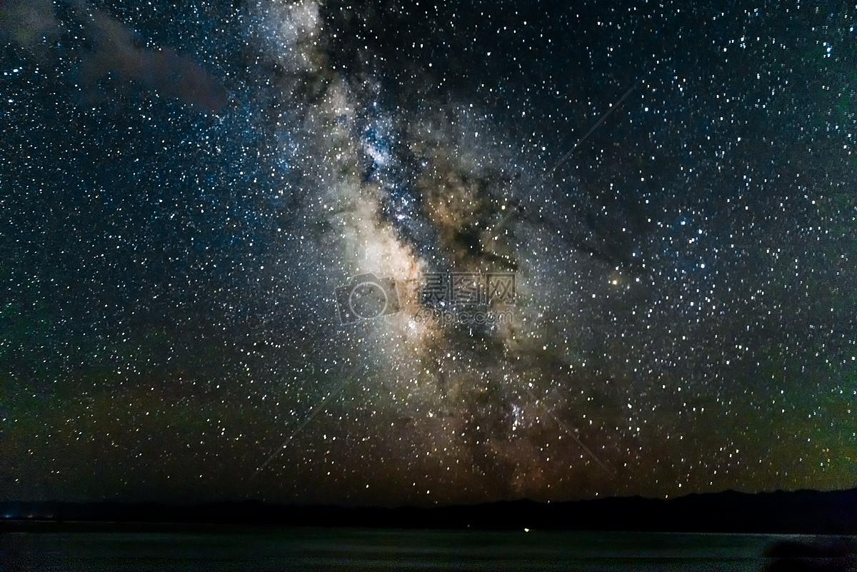 夏季银河图片素材_免费下载_jpg图片格式_vrf高清图片500566815_摄