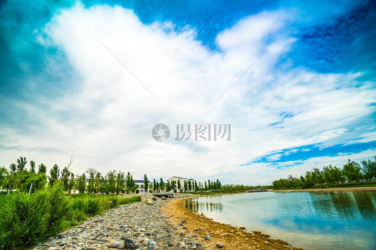 新疆昌吉街景摄影图片免费下载_自然/风景图库大全