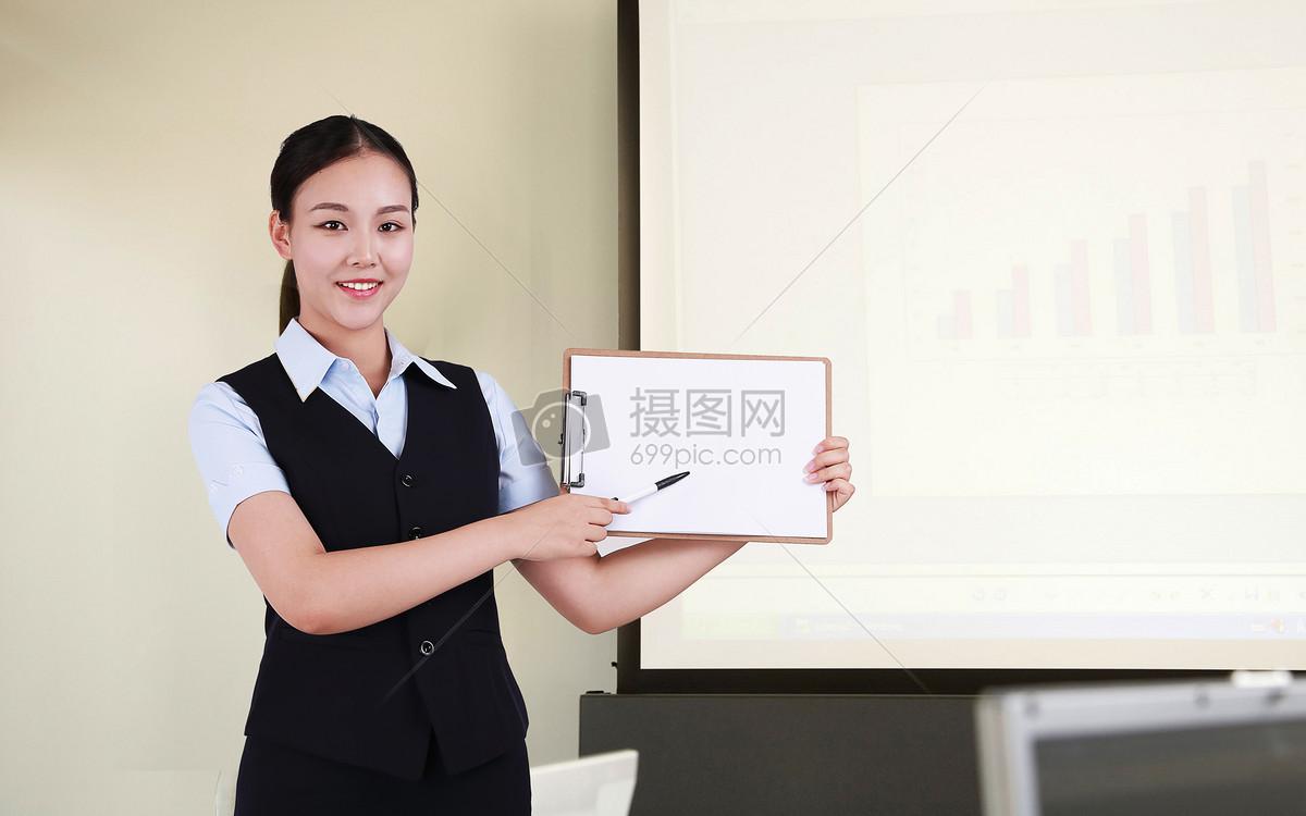 美女老师ppt上课图片素材_免费下载_jpg图片格式_vrf