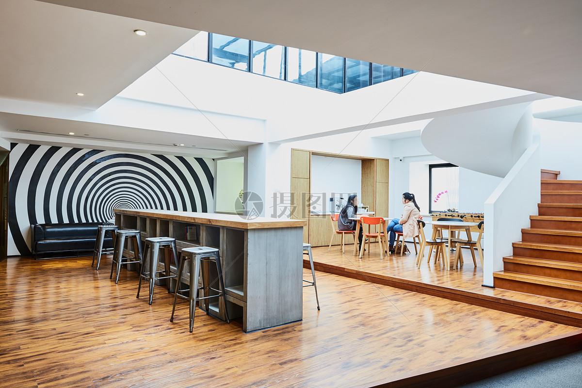 室內設計休息區