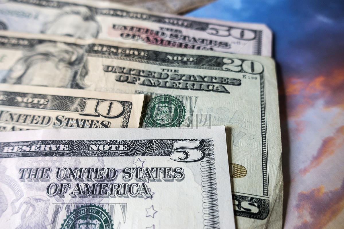 钱的叠法步骤图片