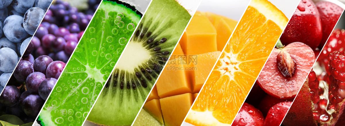图片拼接在线使用_水果的色彩拼接图片素材-正版创意图片500634481-摄图网