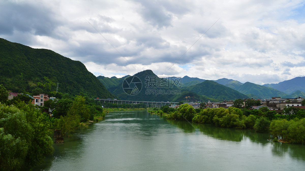 江山廿八都唯美风景