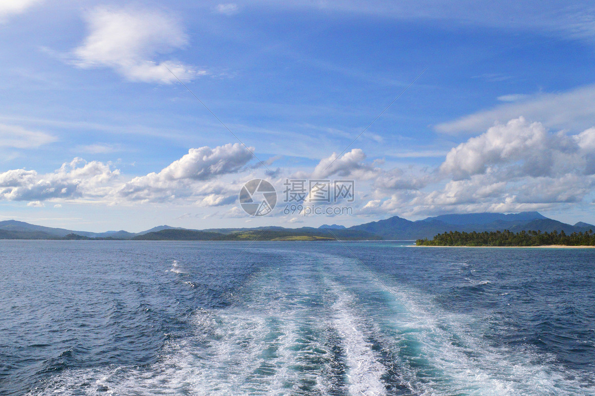 图片 照片 自然风景 菲律宾海峡唯美照片.jpg