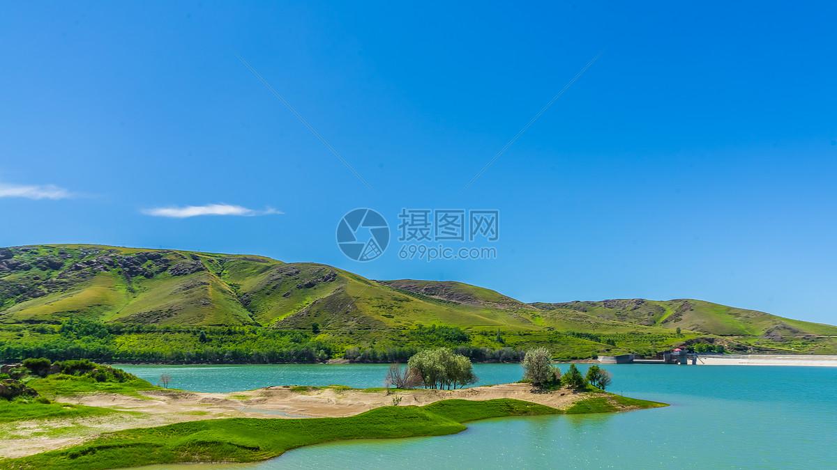 唯美图片 自然风景 新疆昌吉自然风光jpg
