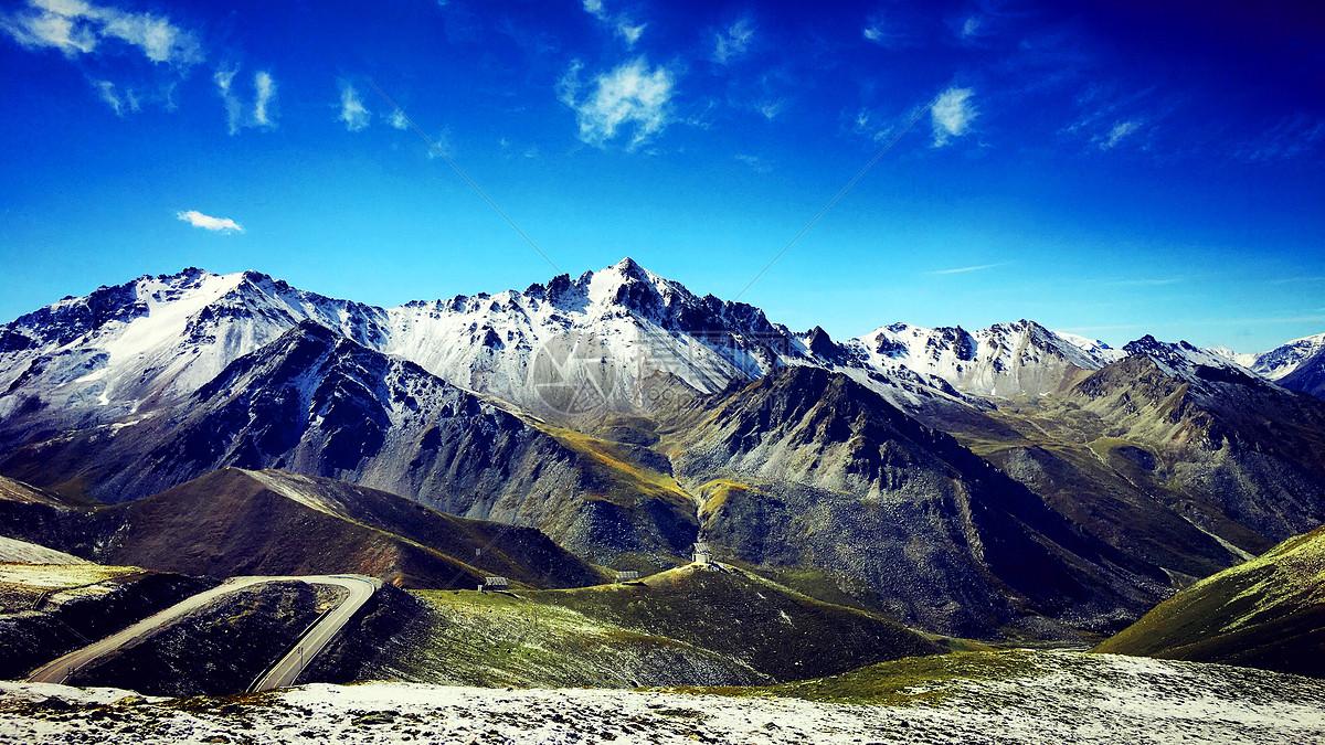 新疆天山の画像 p1_31