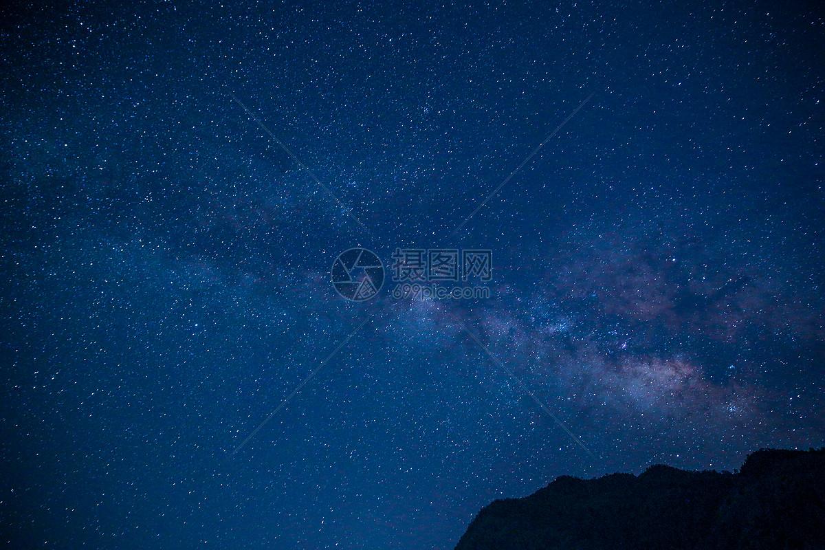 照片 自然风景 繁星点点的夜空jpg  分享: qq好友 微信朋友圈 qq空间