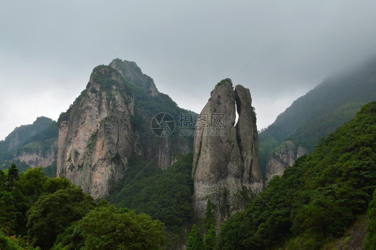 雁荡山风景照片