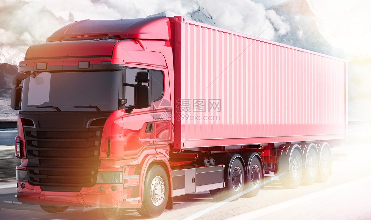 大货车运输