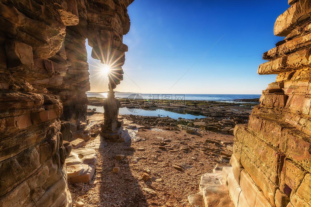唯美图片 自然风景 海景奇观jpg