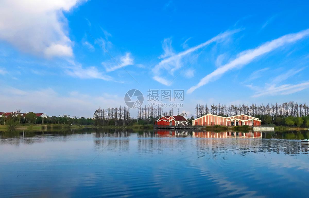 上海长兴岛郊野公园