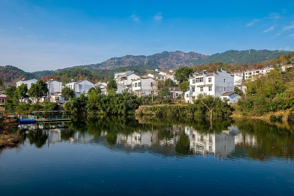 武汉黄陂清凉寨风景图片