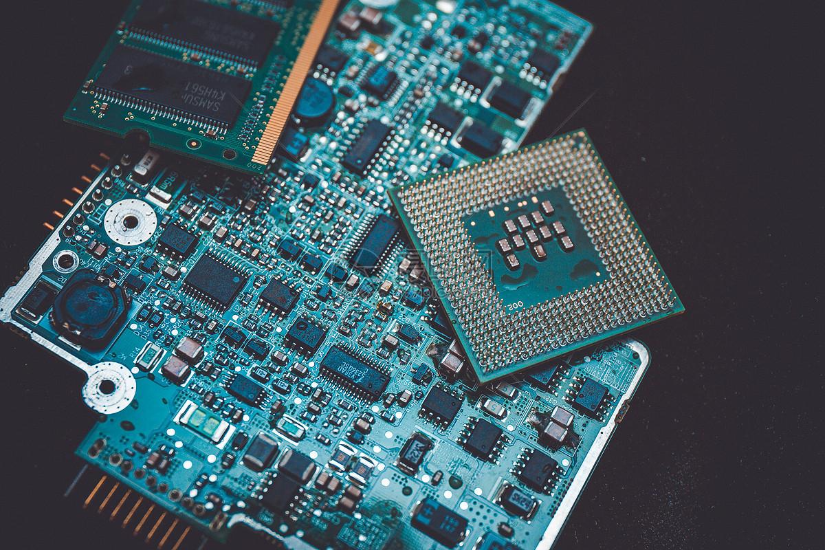 计算机芯片图片素材_免费下载_jpg图片格式_vrf高清