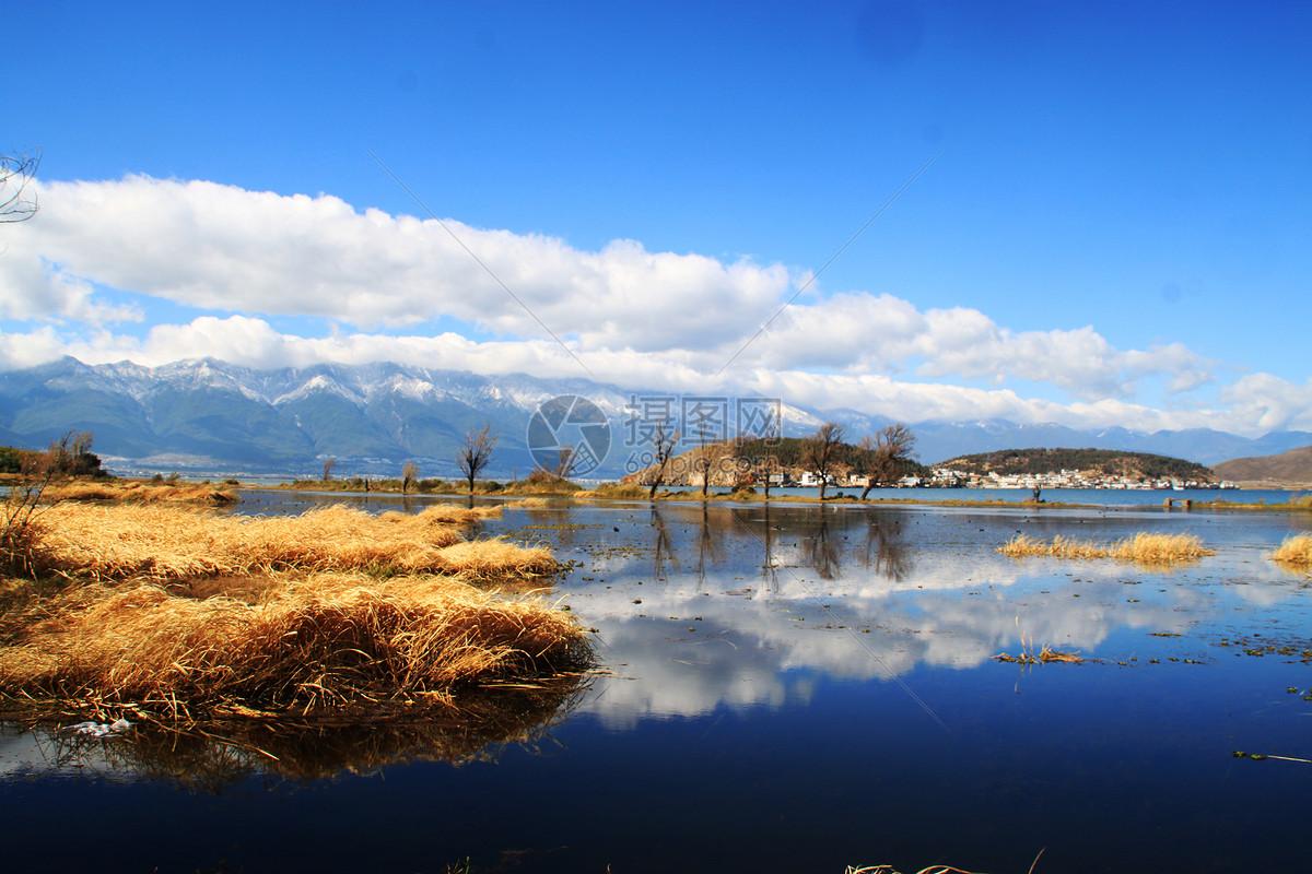 图片 照片 自然风景 大理苍山洱海风光.jpg