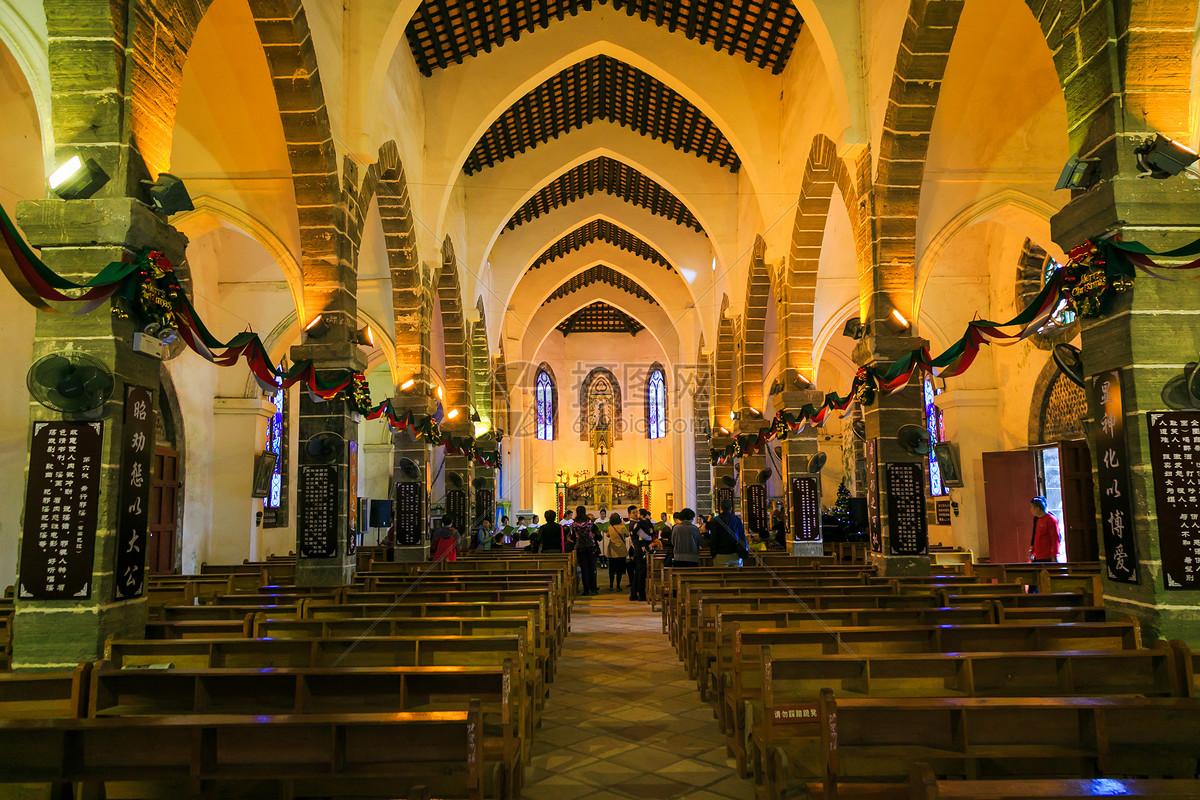 涠洲岛教堂