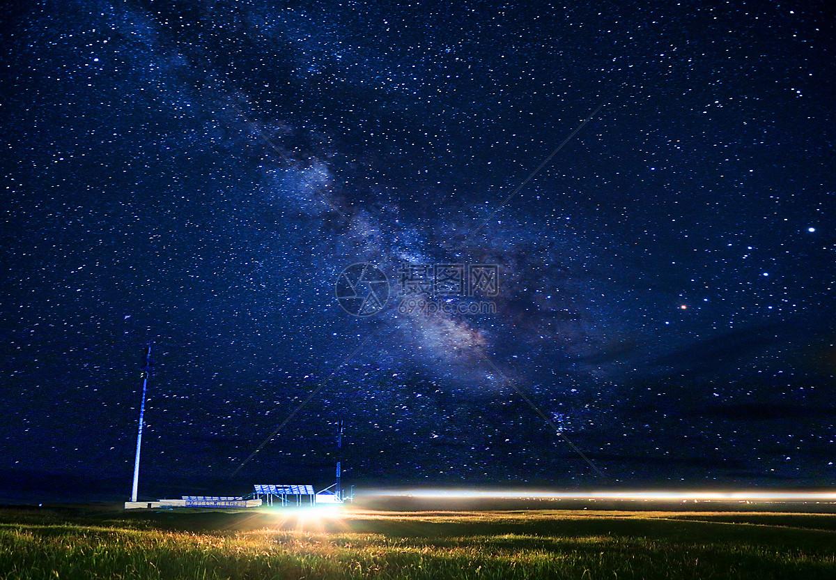 照片 自然风景 青海银河夜空jpg  分享: qq好友 微信朋友圈 qq空间