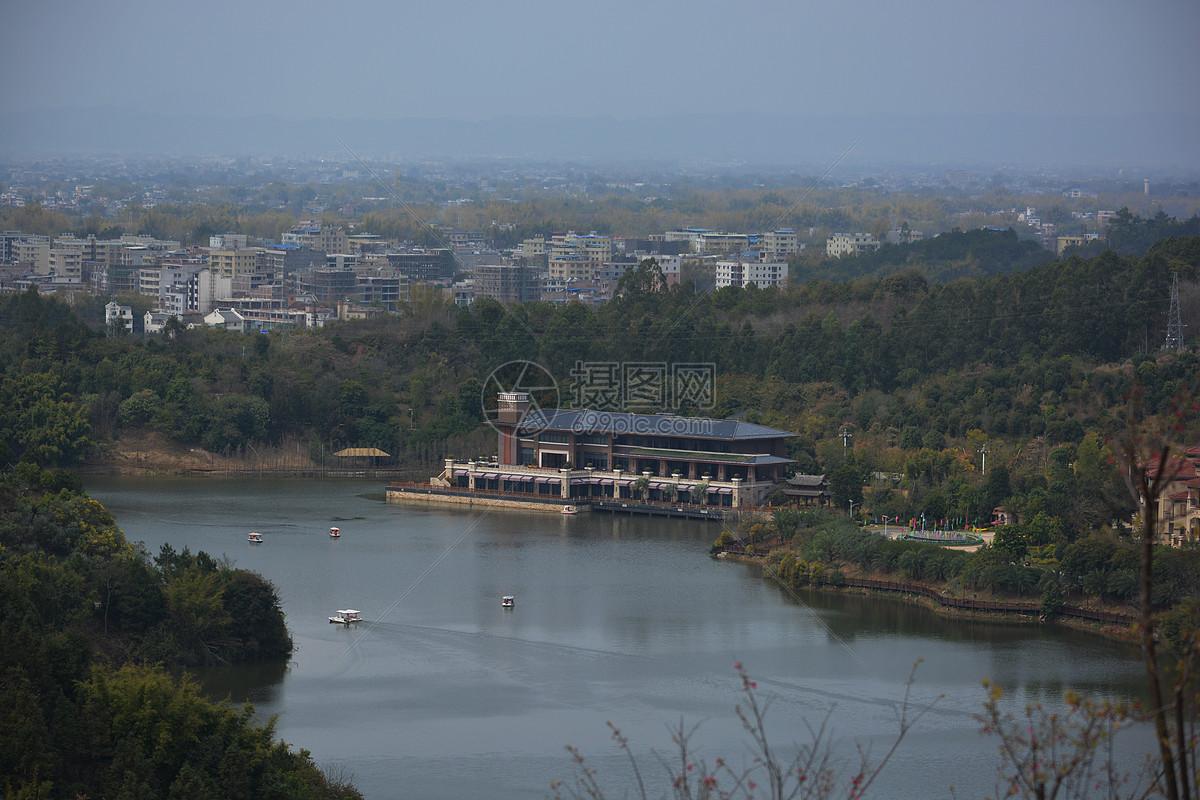 图片 照片 自然风景 兴宁熙和园山顶自然风光.jpg