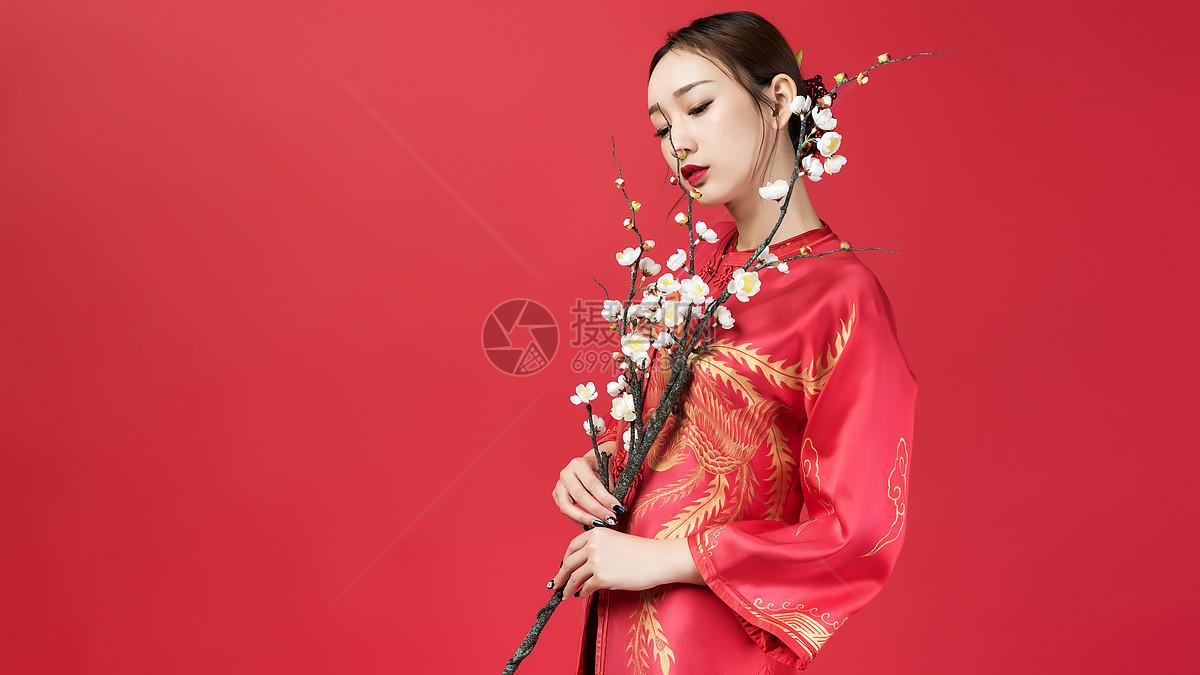 郑州红妆招聘模特
