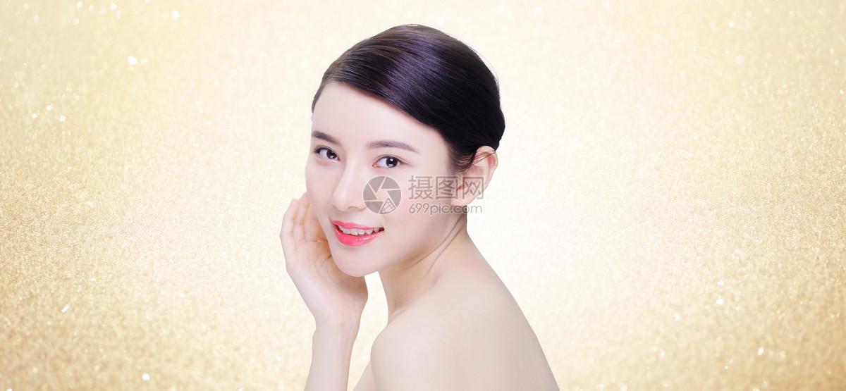 美肤护肤美女图片素材_免费下载_jpg图片格式_vrf高清