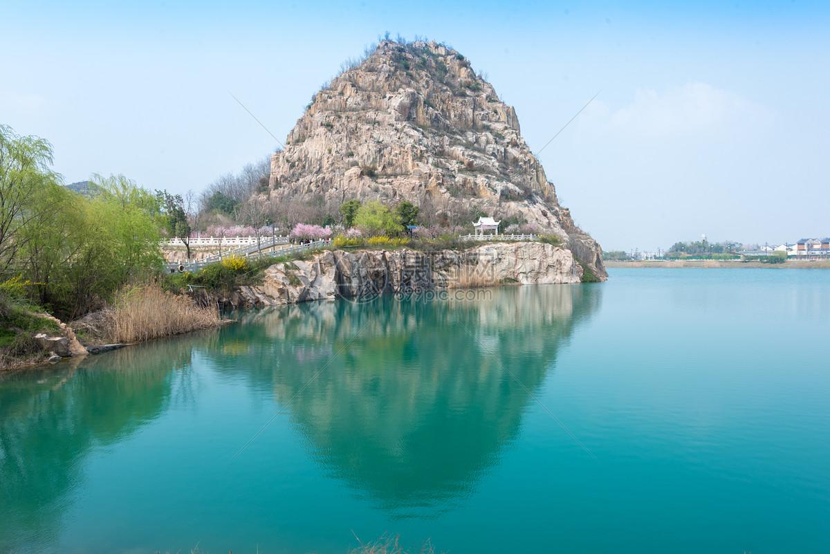 自然风景 苏州寿桃湖公园jpg  152万张正版高清图片和插画给你创意和