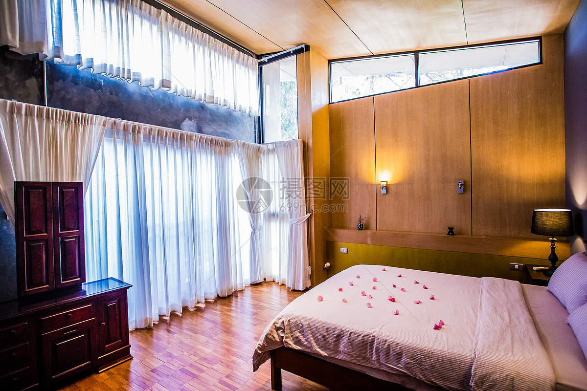 民宿卧室图片
